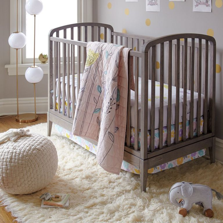 The Hallam Family Baby Room Ideas: How To Choose A Crib For Your Nursery