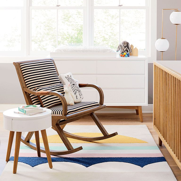 Fine How To Design A Baby Nursery In Six Steps Crate And Barrel Ibusinesslaw Wood Chair Design Ideas Ibusinesslaworg