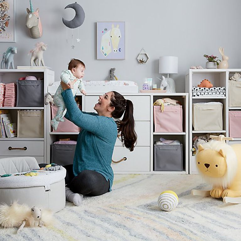 Delightful ... How To Design A Baby Nursery In Six Steps