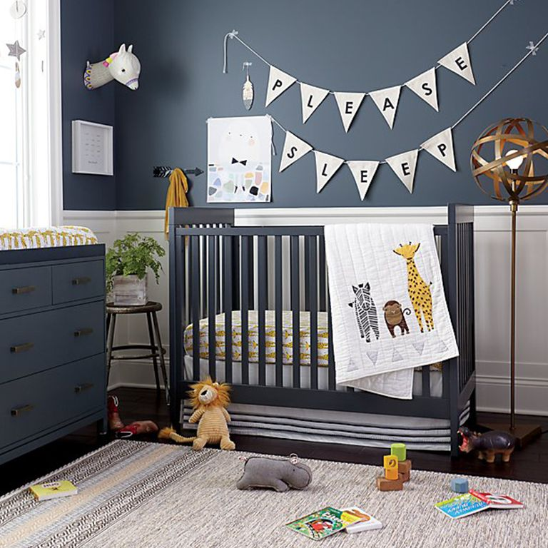 Adorable Full Kids Bedroom Set For Girl Playful Room Huz: How To Design A Baby Nursery In Six Steps