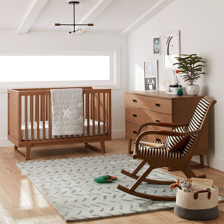 Sensational How To Design A Baby Nursery In Six Steps Crate And Barrel Machost Co Dining Chair Design Ideas Machostcouk