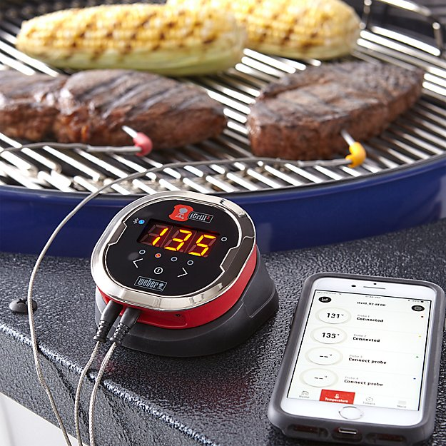 Weber ® iGrill 2 ® Thermometer - Image 1 of 3