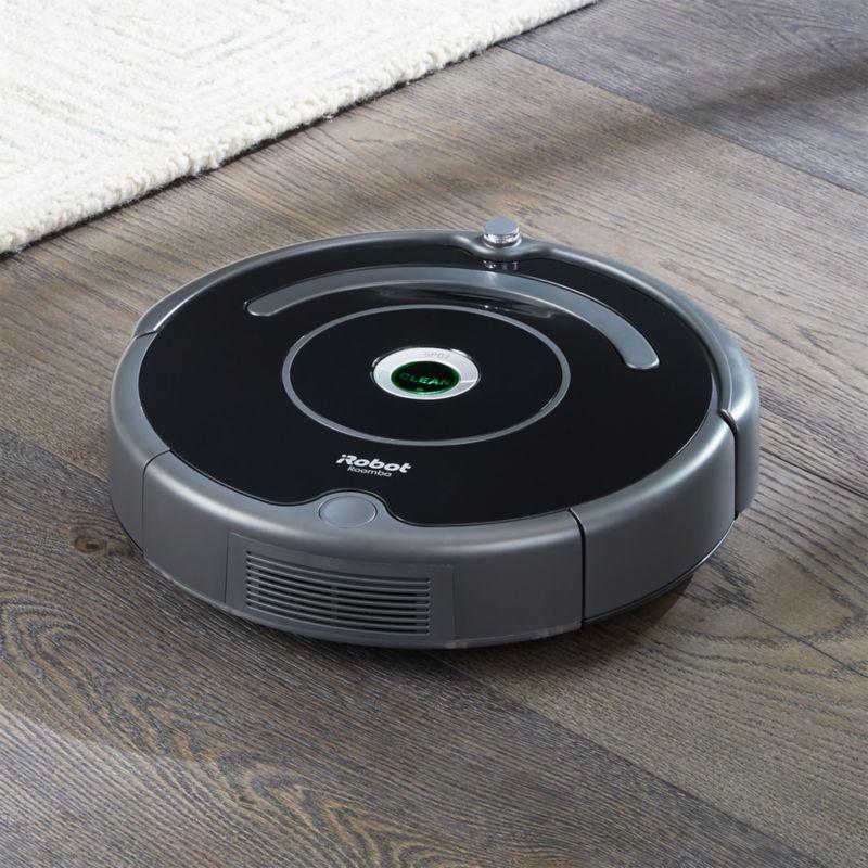 Irobot Roomba 675 Reviews Crate And Barrel