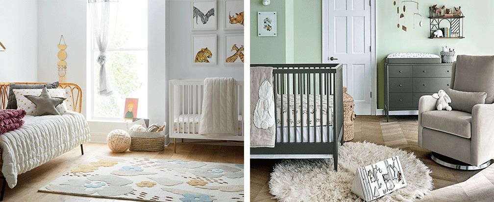 Crib Buying Guide: How To Choose The Best For Baby | Crate And Barrel