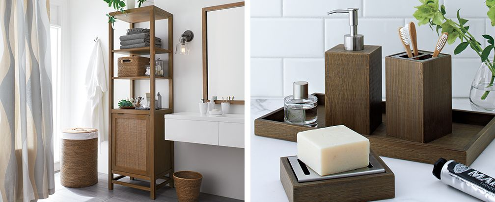 Bathroom Decorating Ideas Crate And Barrel