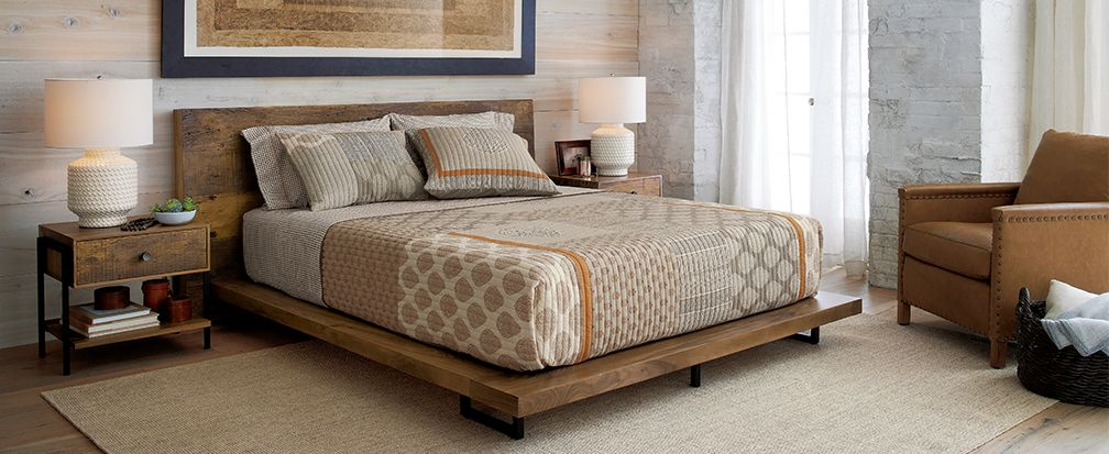 Bedroom Decorating Ideas and Tips | Crate and Barrel