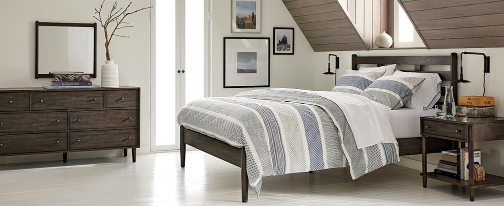 Crate and barrel bedrooms - Crate barrel bedroom furniture ...