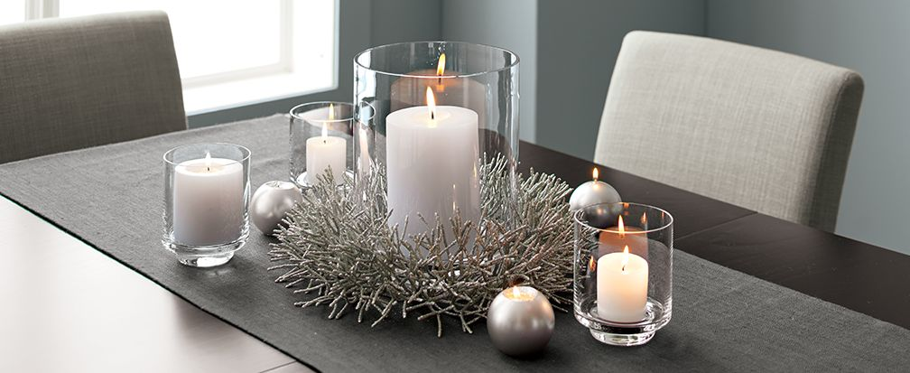 Candle Centerpiece Ideas Crate And Barrel