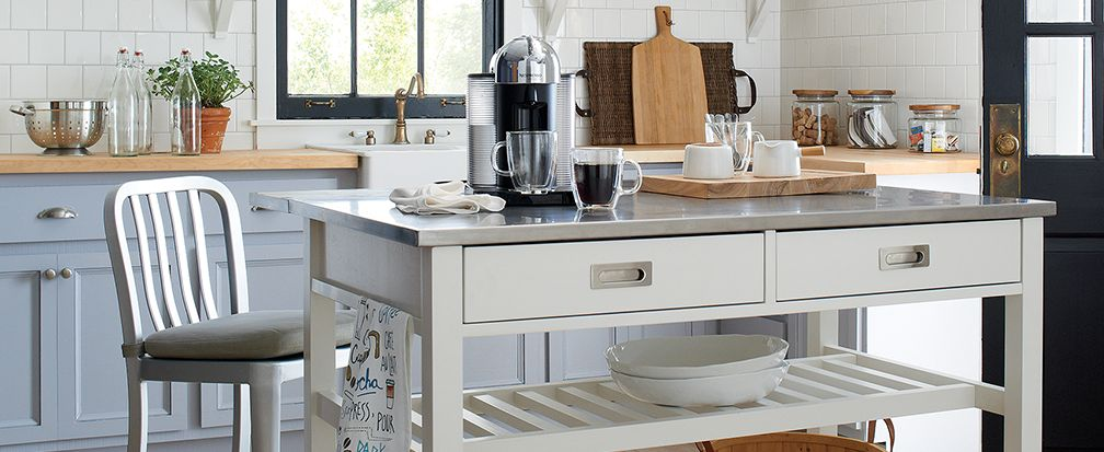 Eat In Kitchen Ideas Crate And Barrel