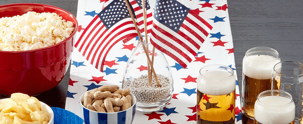Fourth Of July Party Ideas Crate And Barrel