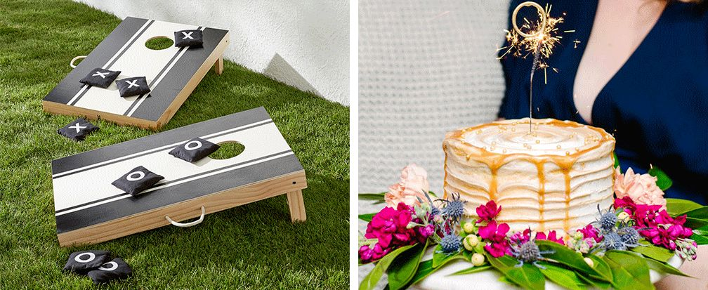 Our Favorite Garden Party Ideas Crate And Barrel