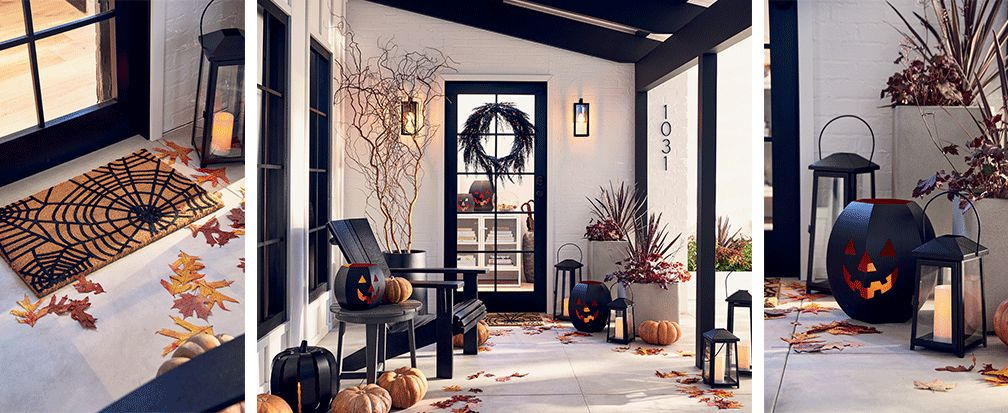 Halloween Party Ideas Food Drink Decor Crate And Barrel