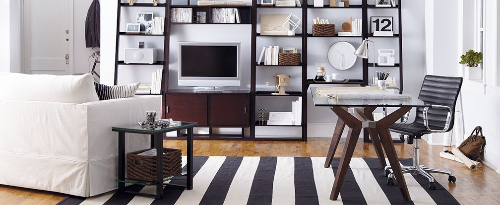 Home Office Ideas A 7 Step Guide Crate And Barrel