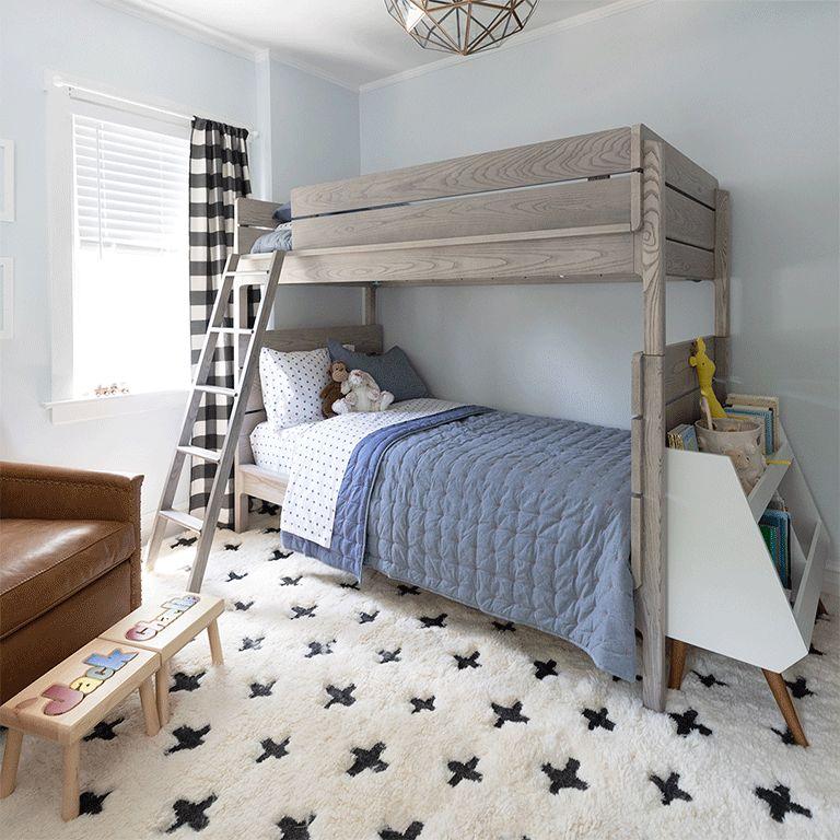 4 Bunk Bed Room Tips From Liz Adams Crate And Barrel