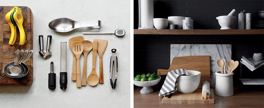 Incredible Top 24 Must Have Kitchen Gadgets Crate And Barrel Complete Home Design Collection Lindsey Bellcom