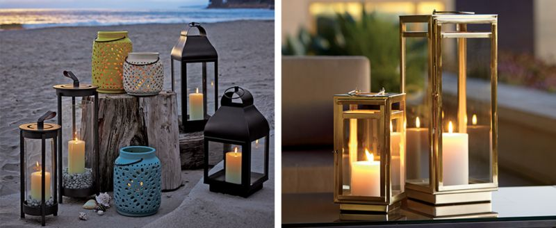 outdoor lighting ideas backyard easy ways to add drama through outdoor lighting crate and barrel