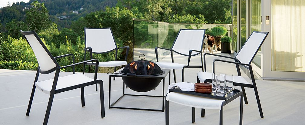 Transform Your Outdoor Space Into an Open-Air Living Room - Outdoor Patio Furniture & Decor Ideas Crate And Barrel