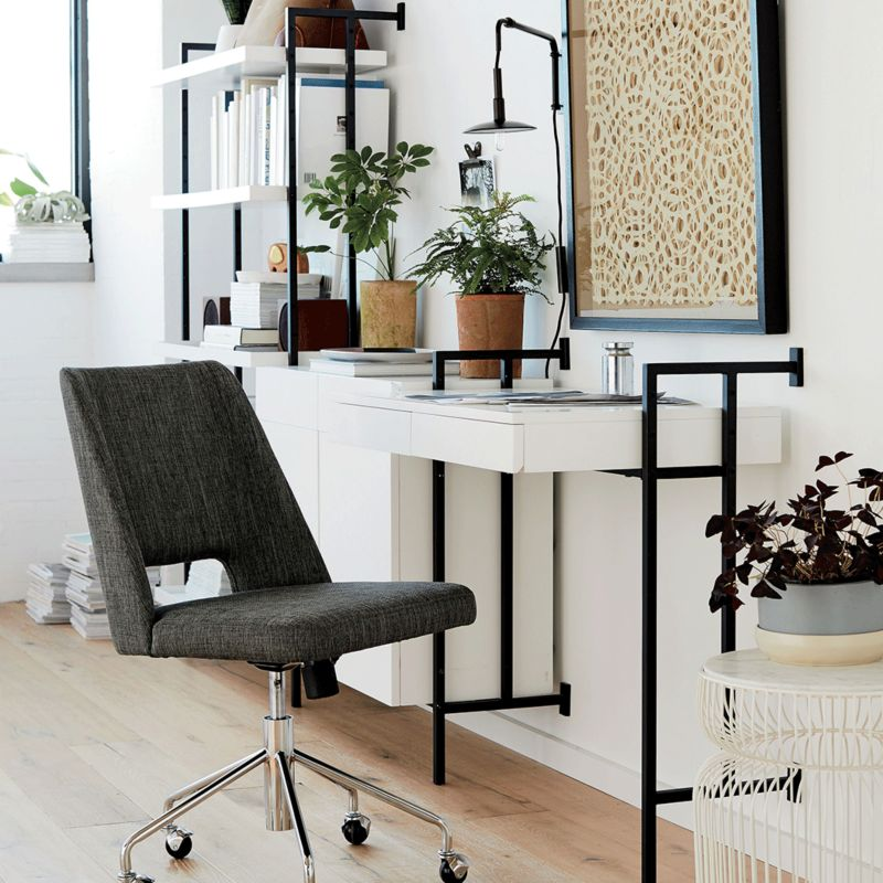 10 Of Our Favorite Small Space Desks, Office Furniture For Small Spaces