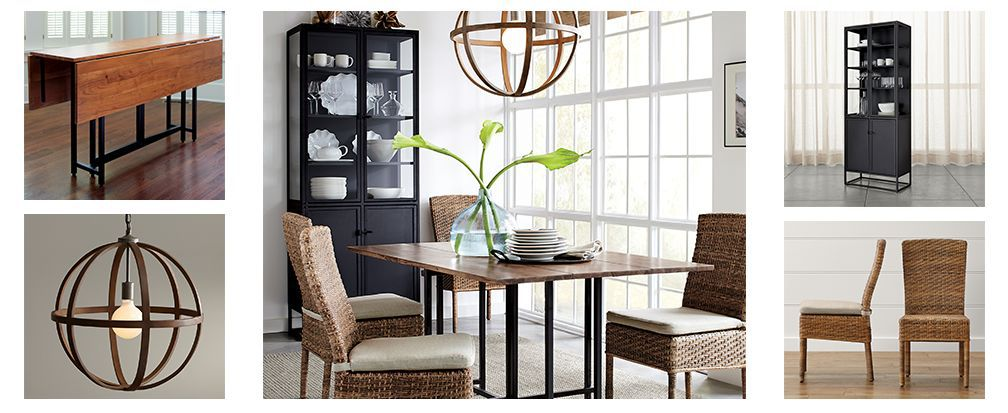 Our Top 4 Space Saving Ideas For Apartment Living Crate And Barrel