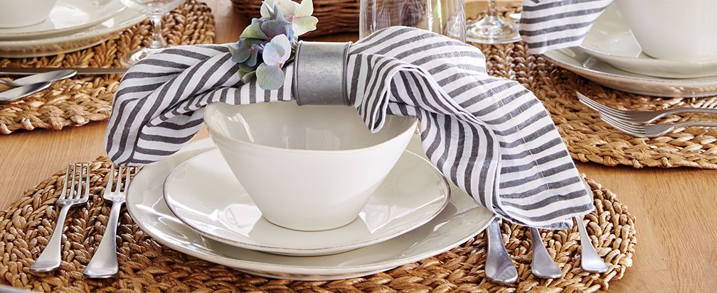 Table Decorating Ideas | Crate and Barrel