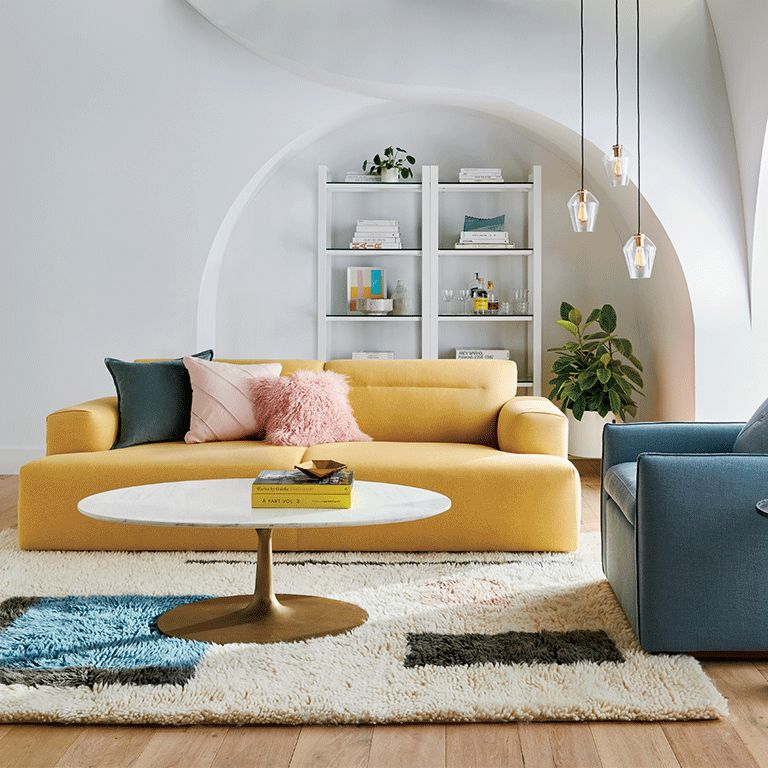 Types Of Sofas A Ing Guide Crate And Barrel
