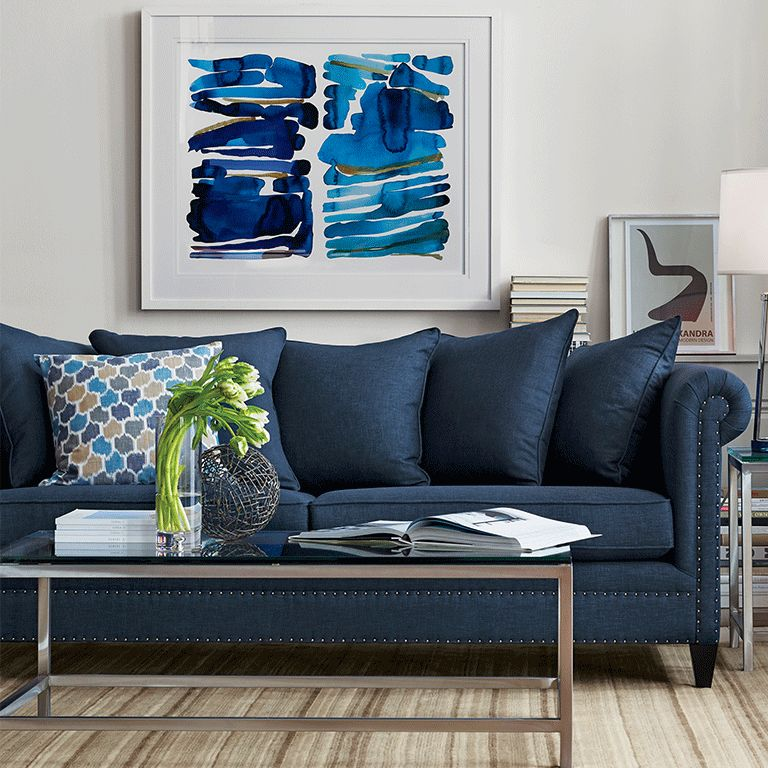 Types Of Sofas A Ing Guide Crate, What Is A Single Cushion Sofa Called