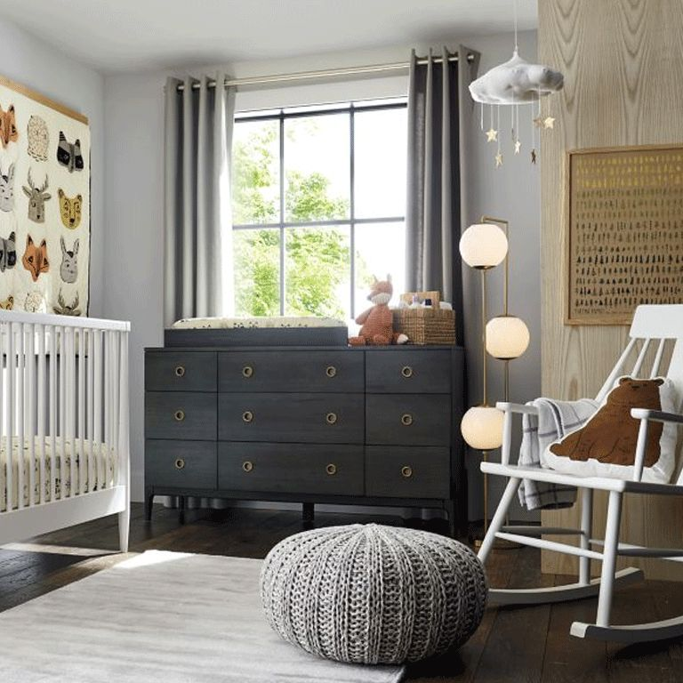How To Design A Baby Nursery In Six