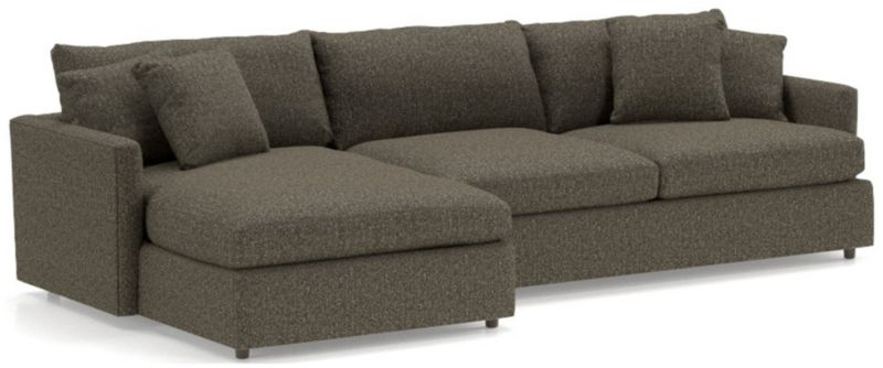 Remarkable Lounge Ii 2 Piece Sectional Sofa Cjindustries Chair Design For Home Cjindustriesco