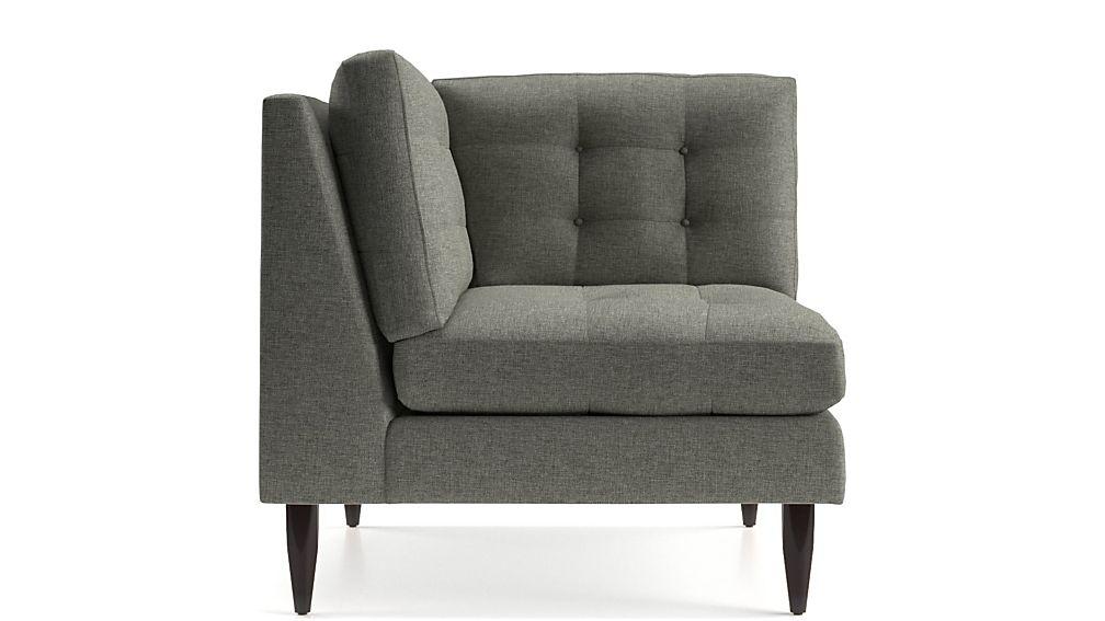 Petrie Midcentury Corner Chair - Image 2 of 4