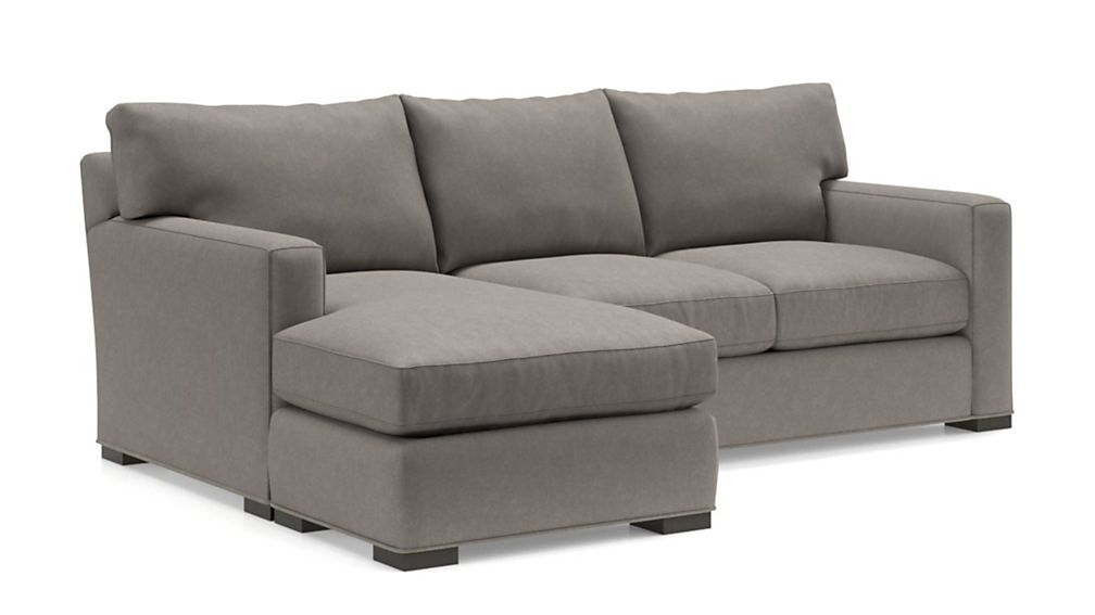 Axis II 3-Seat Reversible Chaise Sofa - Image 2 of 7