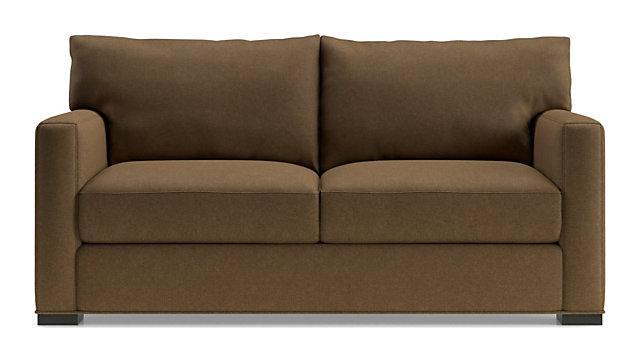 Axis II Queen Ultra Memory Foam Sleeper Sofa shown in Douglas, Coffee