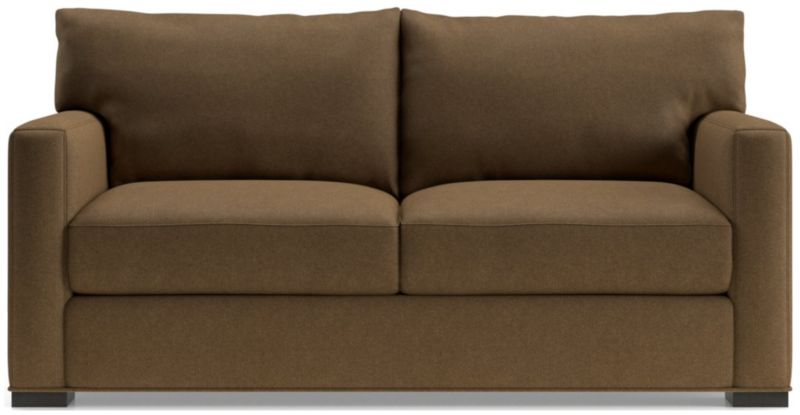 TAP TO ZOOM Axis II Queen Ultra Memory Foam Sleeper Sofa Shown In Douglas,  Coffee