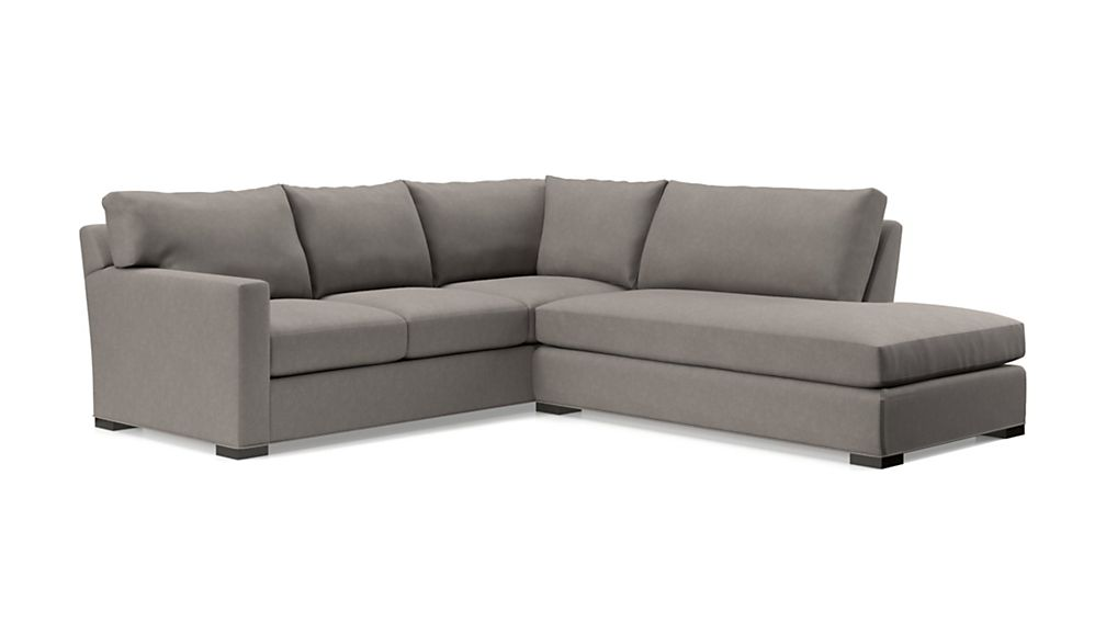 Axis II 2-Piece Right Bumper Sectional Sofa - Image 2 of 3