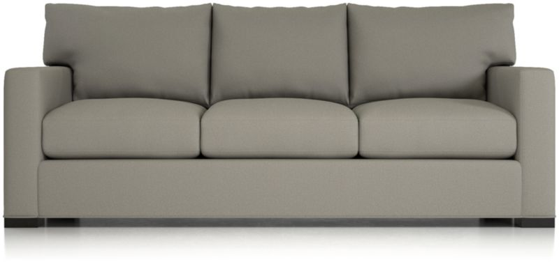 Axis 3 Seater Sofa Reviews Crate And Barrel