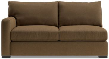 Axis II Left Arm Apartment Sofa shown in Douglas, Coffee