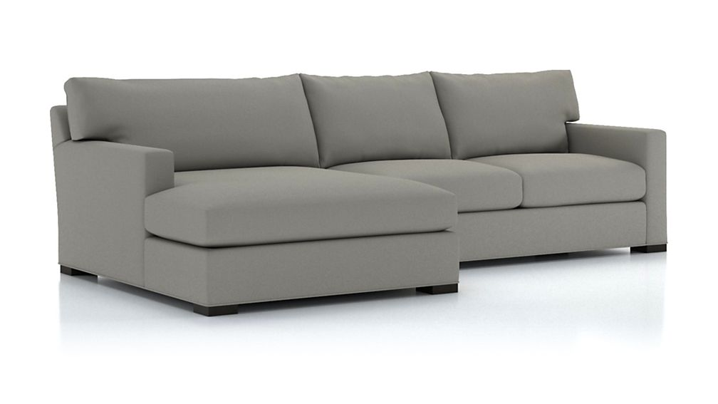 Axis II 2-Piece Left Arm Double Chaise Sectional Sofa - Image 2 of 3