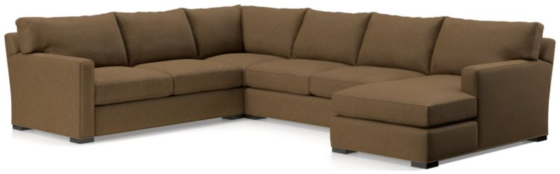 Axis Ii Large Sectional Couch Reviews Crate And Barrel