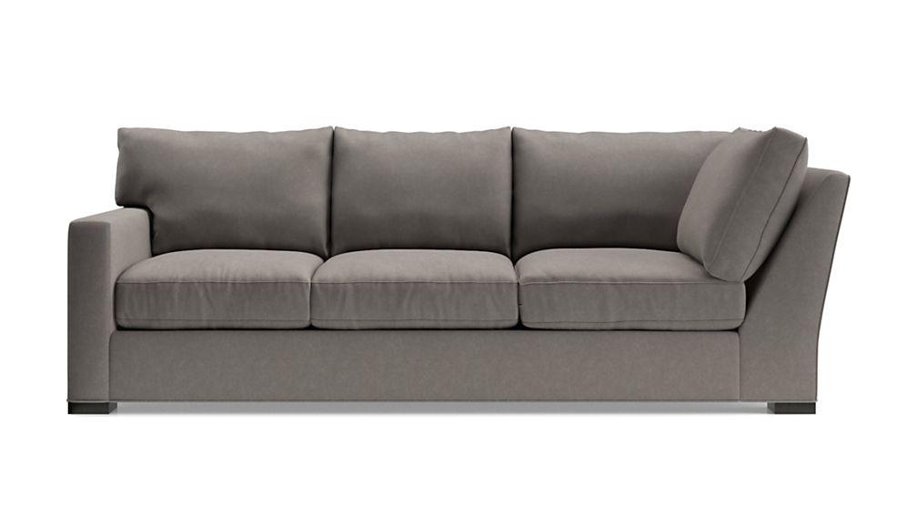 Axis II Left Arm Corner Sofa - Image 2 of 2