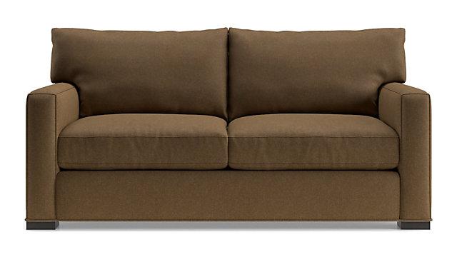Tap To Zoom Axis Ii Full Sleeper Sofa Shown In Douglas Coffee