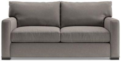 Axis II Full Sleeper Sofa shown in Douglas, Nickel