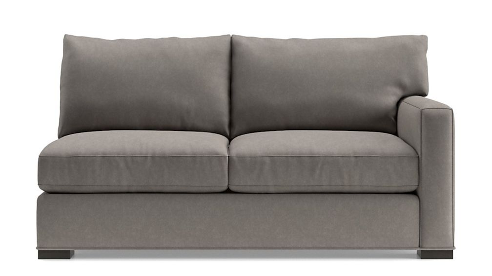 Axis II Right Arm Full Sleeper Sofa with Air Mattress - Image 2 of 5