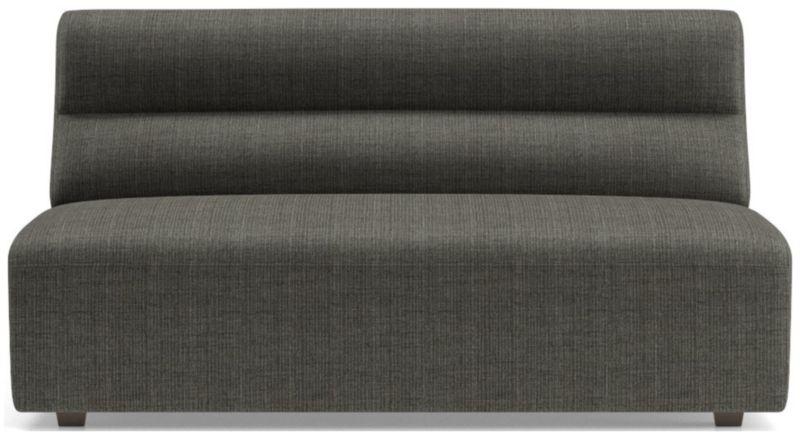 Wondrous Sydney Armless Loveseat Cjindustries Chair Design For Home Cjindustriesco