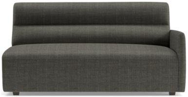 Sydney Right Arm Sofa shown in Mystic, Stout