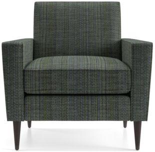 Torino Chair shown in Groove, Lagoon