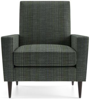 Torino Recliner shown in Groove, Lagoon