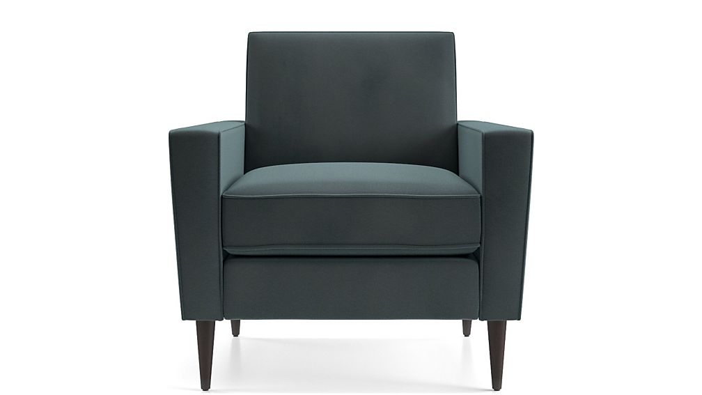 Torino Velvet Chair - Image 2 of 5