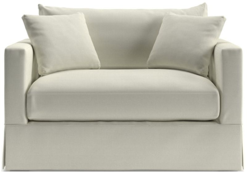 Crate And Barrel Karnes Sleeper Sofa Review Baci Living Room