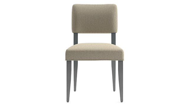 Cody Upholstered Dining Chair shown in Tobias, Fennel