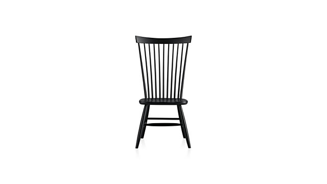 Marlow II Wood Dining Chair. shown