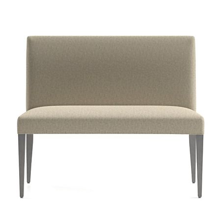 Strange Miles 42 Upholstered Small Dining Banquette Bench Pdpeps Interior Chair Design Pdpepsorg